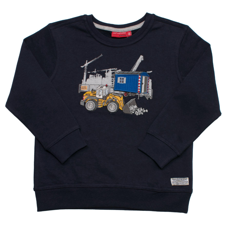 SALT AND PEPPER Boys Sweat-shirt cobalt