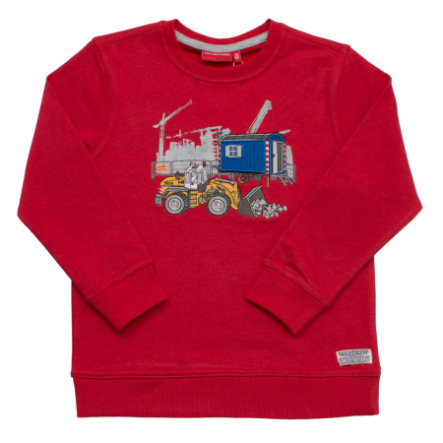 SALT AND PEPPER Boys Sweatshirt pupur red