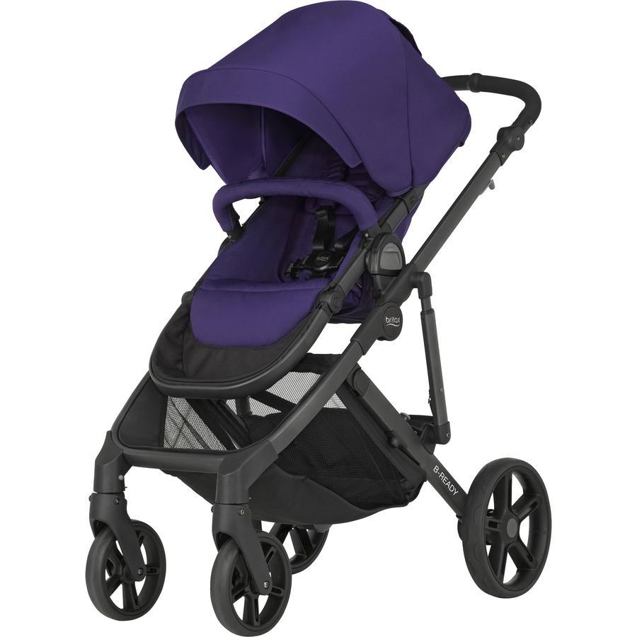 Britax Kombi-Kinderwagen B-Ready Mineral Purple