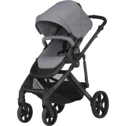 Britax Kombi-Kinderwagen B-Ready Steel Grey
