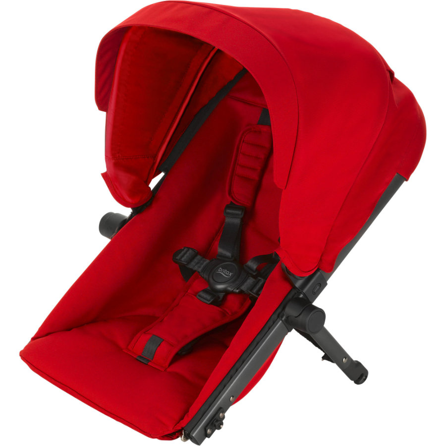 Britax Zweitsitz B-Ready Flame Red