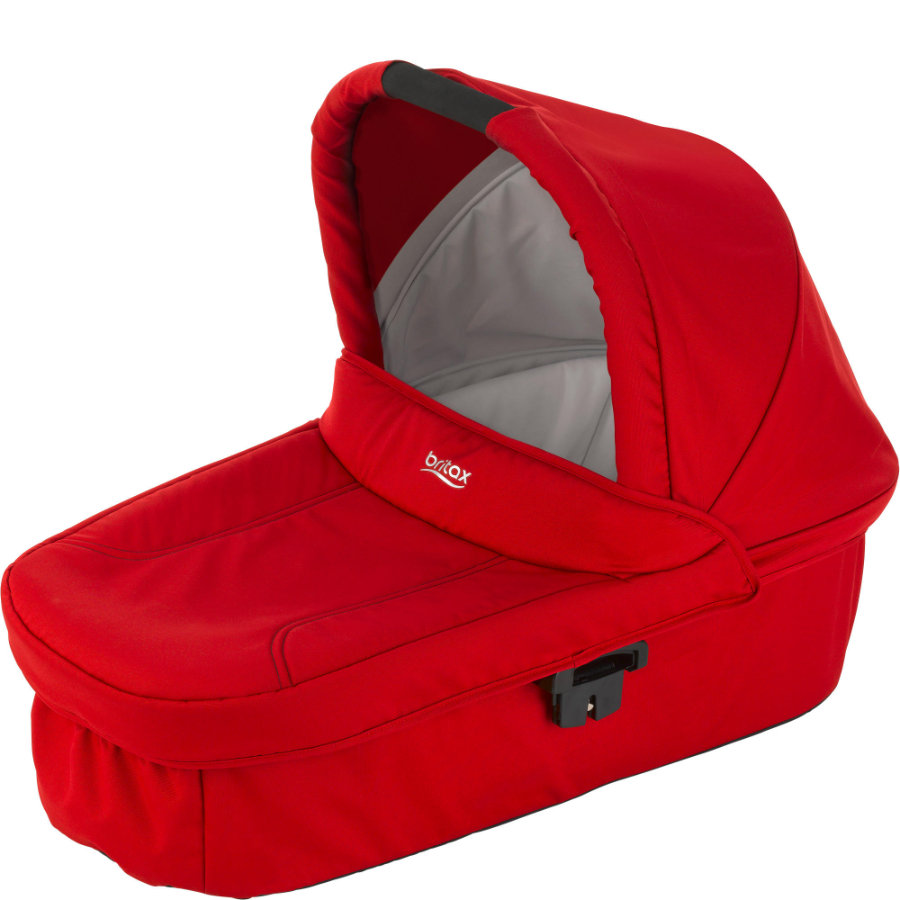 Britax Liggedel Flame Red