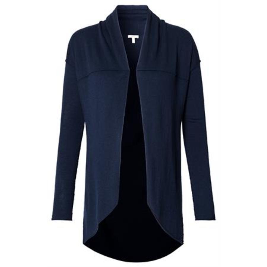 ESPRIT Umstands Cardigan dunkelblau