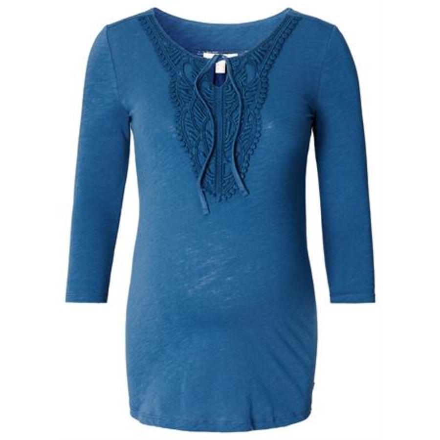 ESPRIT Maternité Manches longues bleu
