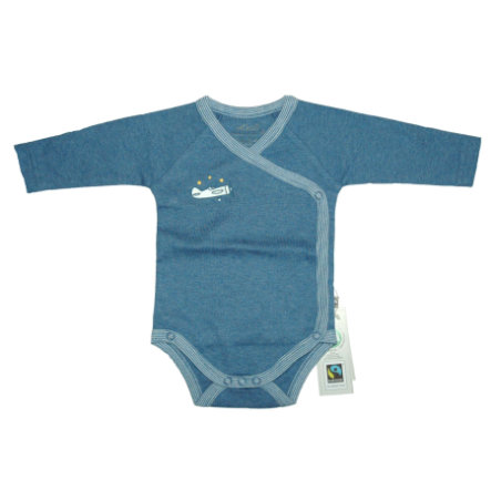 EBI & EBI Fairtrade Body dziecięce uni blue