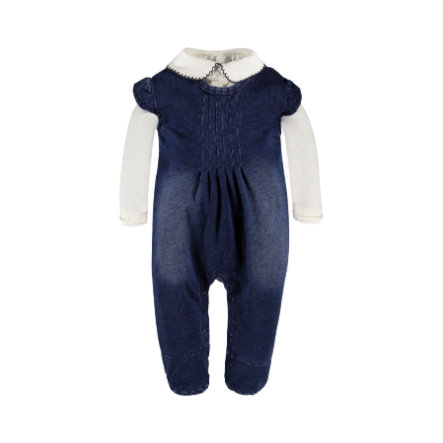 KANZ Baby Jeans Stramplerset blue denim