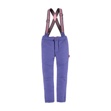 KANZ Girl s pantalon de neige iris bleu