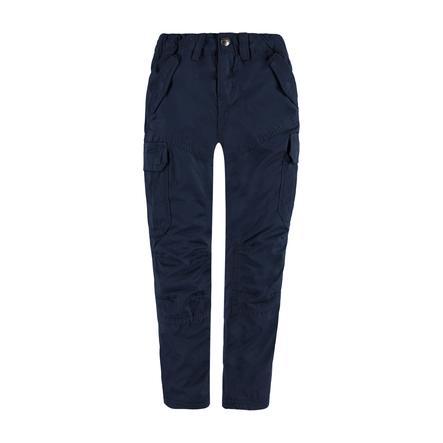 KANZ Boys Spodnie ubierają się na niebiesko.