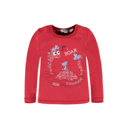 KANZ Boys Longsleeve ribbon red