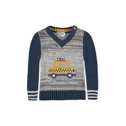 KANZ Boys Pullover grey melange