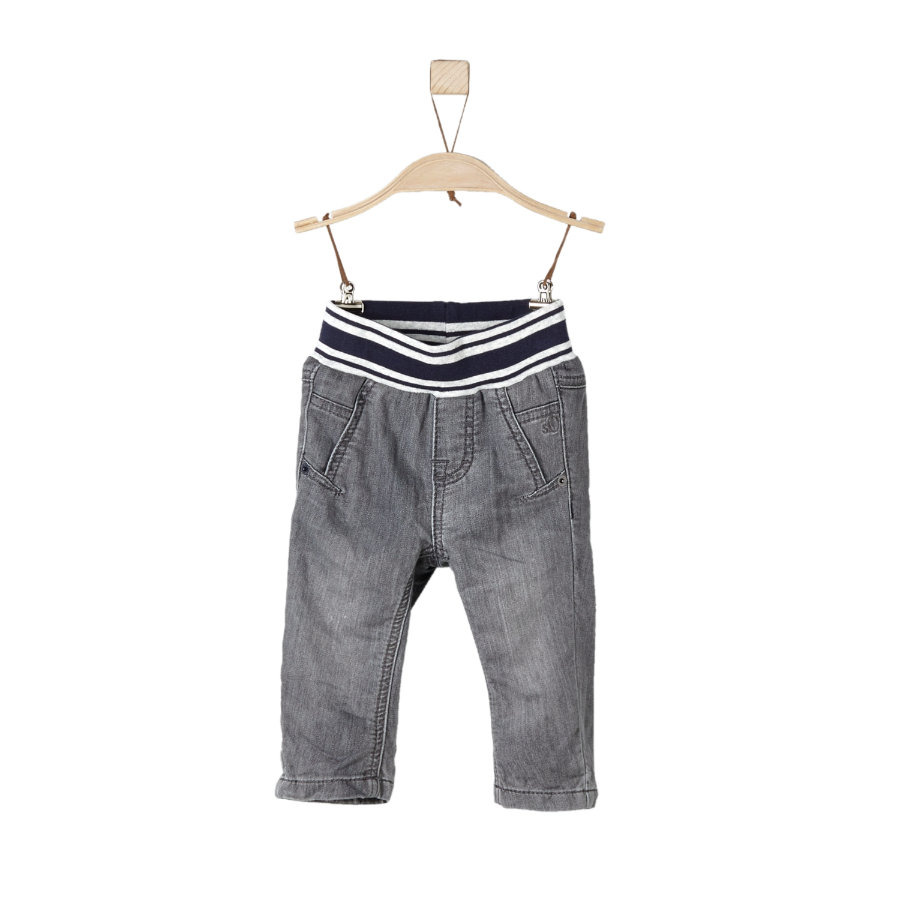 s.Oliver Boys Jeans roof grey
