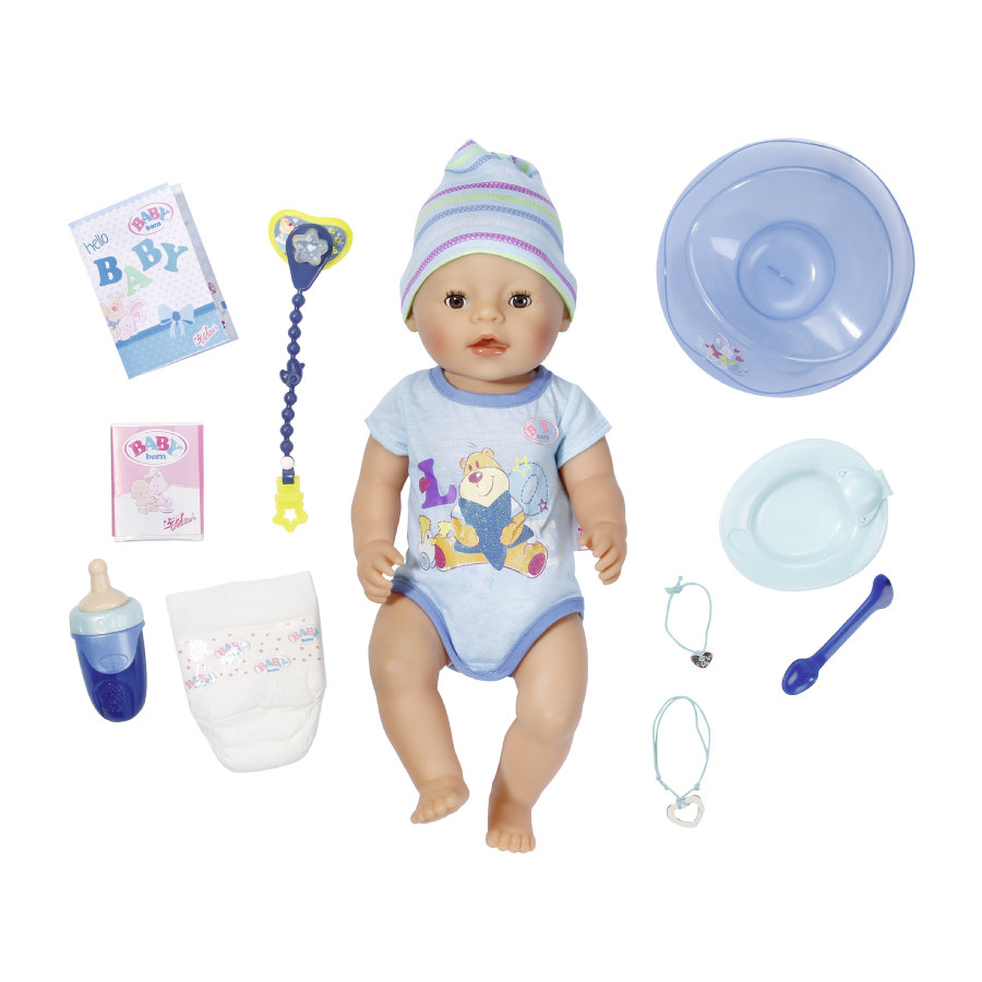 Zapf Creation BABY born® Interactive Boy