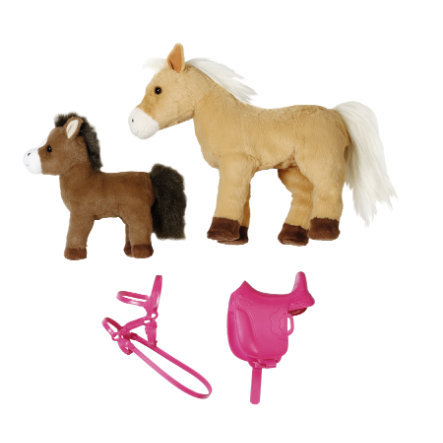 Zapf Creation® BABY born® Pony Farm - Interaktywne koniki