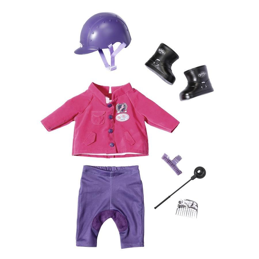 Zapf Creation® BABY born® Pony Farm - Strój jeździecki dla lalki Deluxe