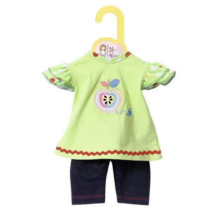 Zapf Creation® Dolly Moda: Tričko s legínami pro panenky od 38-46 cm