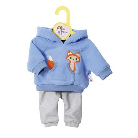 Zapf Creation® Dolly Moda: Sportovní obleček, modrý od 38 - 46 cm