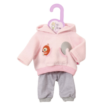 Zapf Creation Dolly Moda: Sport-Outfit Pink 30 bis 36 cm