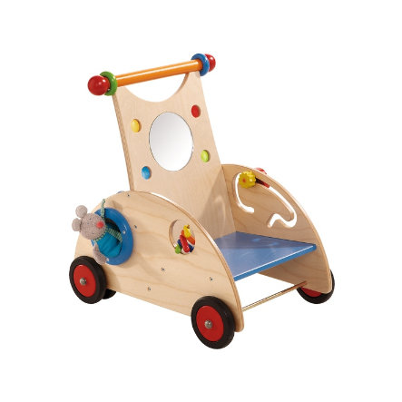 HABA Wózek - chodzik Mały odkrywca