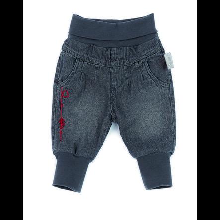 sigikid Girls Spodnie  Jeans grey denim