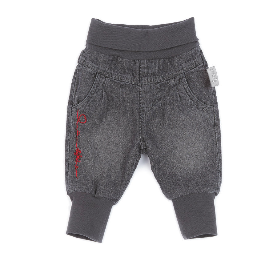 sigikid Girls Spodnie  Jeans grey denim