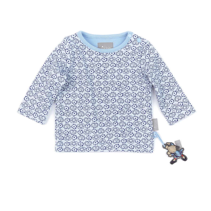 sigikid Girls Longsleeve grey dawn