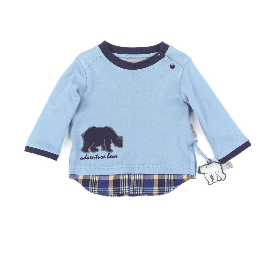 sigikid Boys Longsleeve ashley blue