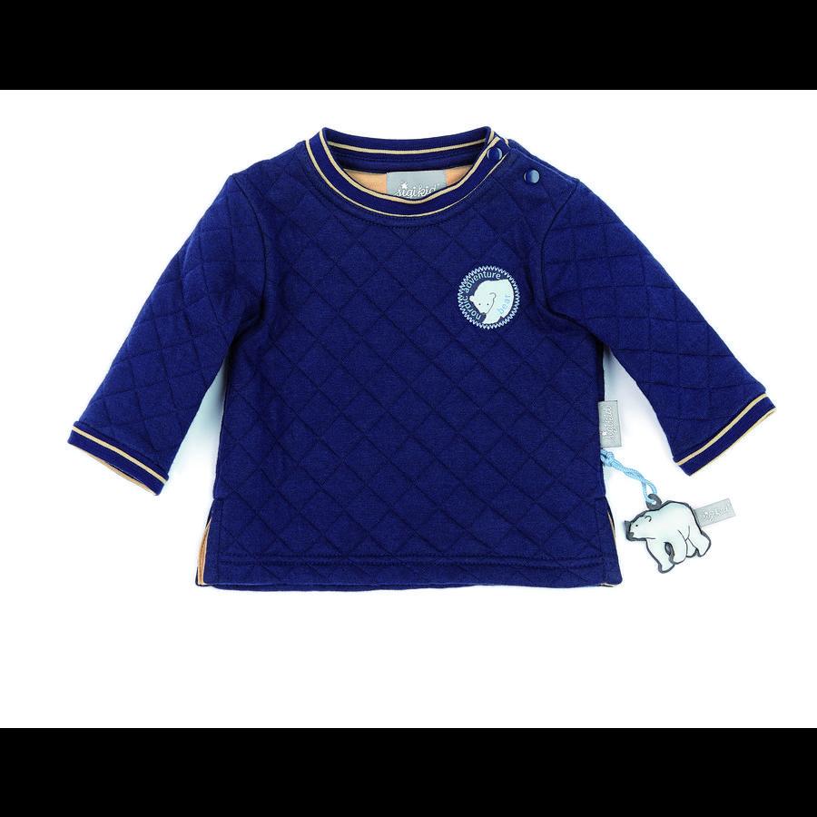 sigikid Boys Camisa de manga larga para bebé chaqueta de turquesa