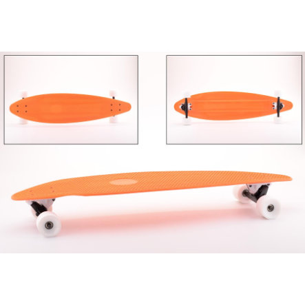 JOHNTOY Longboard, orange