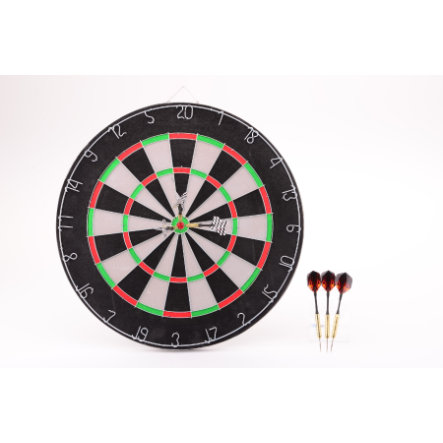JOHNTOY Sports Active Gra w rzutki 45 x 2 cm mit 6 Darts