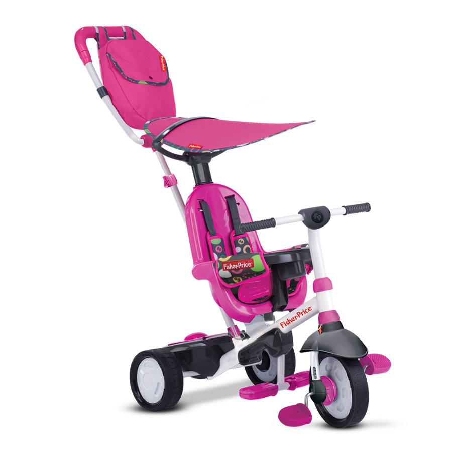 Fisher-Price® Trehjuling Charisma, rosa