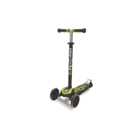 Smart Trike ® Scooter T5, svart/grön
