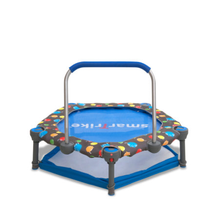 smarTrike® 3-in-1 Trampoline und Activity Center, 100 cm