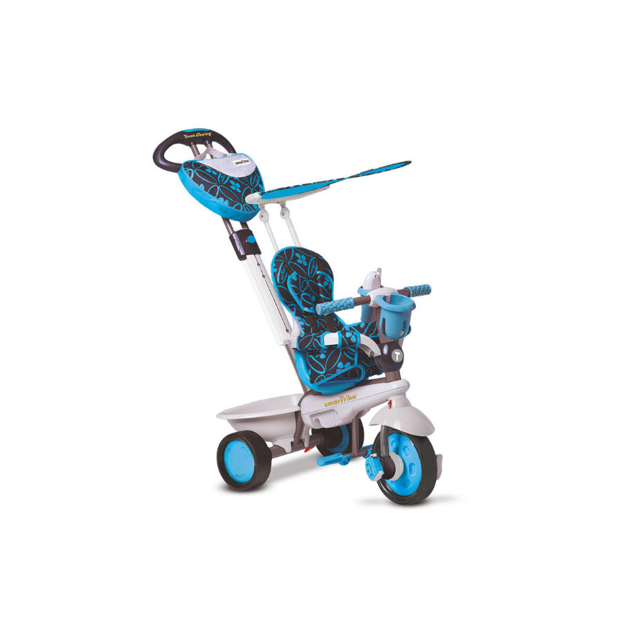 smarTrike® 4-in-1 Dreirad Dream, blau