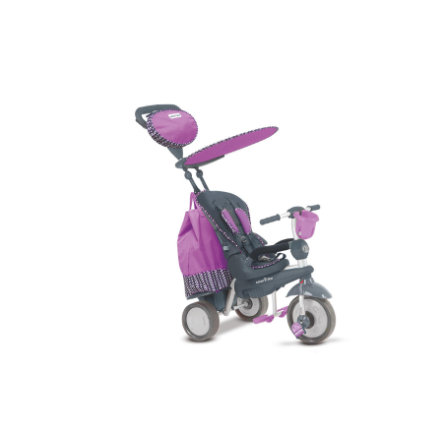 smarTrike® 5-in-1 Driewieler Splash/Dazzle, paars