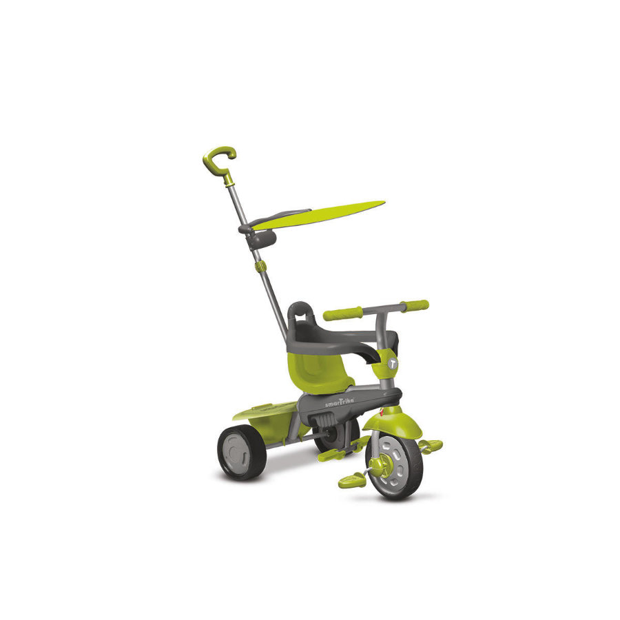 Smart Trike ® 3-in-1 Trehjuling, grön