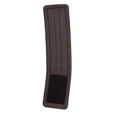 Hoppediz Rallonge de ceinture porte-bébé Bondolino Jacquard London noir/gris