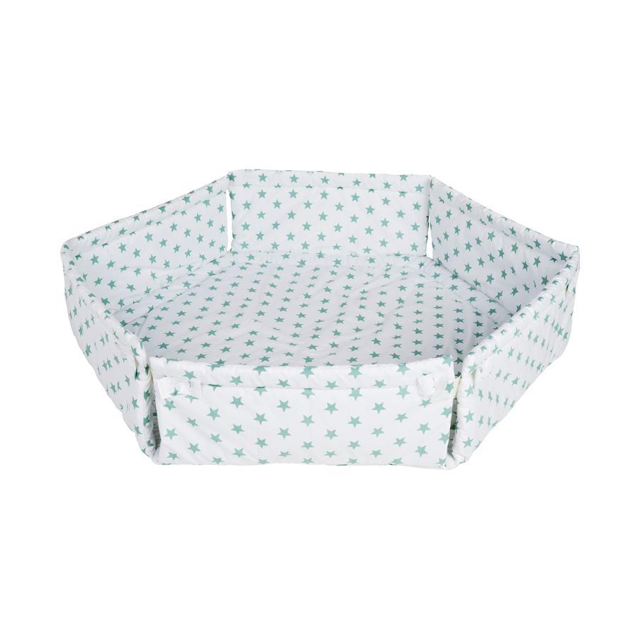 Schardt rivestimento per box esagonale big Stars mint