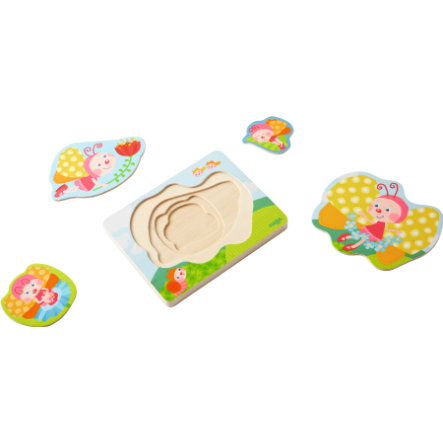 HABA Holzpuzzle - Schmetterlingszauber 302533