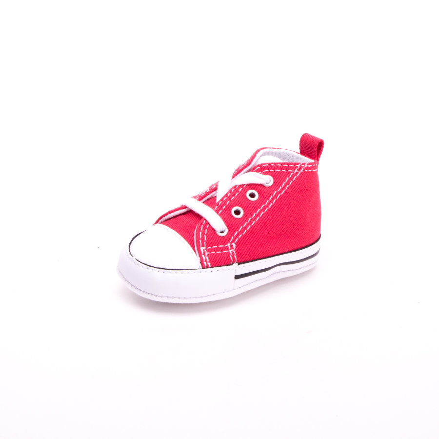 CONVERSE Girls Halbschuh First Star red