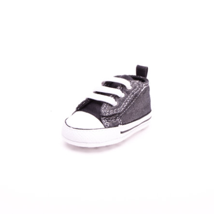 CONVERSE Halbschuh First Star Easy Slip silver
