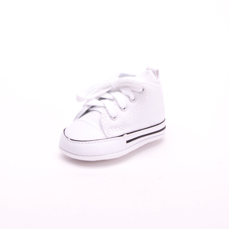 CONVERSE Sneaker First Star white