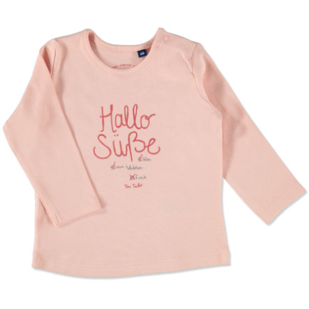 TOM TAILOR Girls Longsleeve rosé sorbet