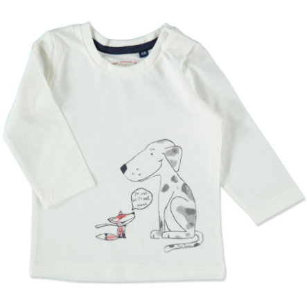 TOM TAILOR Boys Longsleeve soft clear white