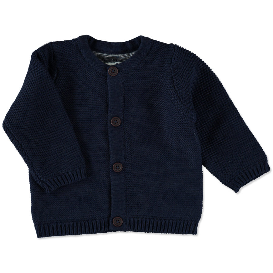 TOM TAILOR Boys Strickjacke true dark blue