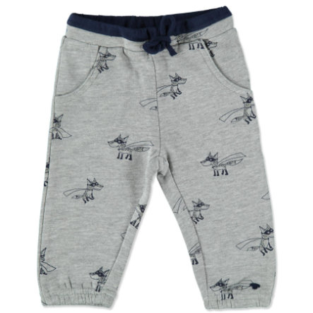 TOM TAILOR Boys Hose medium grey melange
