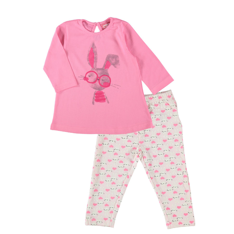 MAX COLLECTION Baby Longsleeve rosa