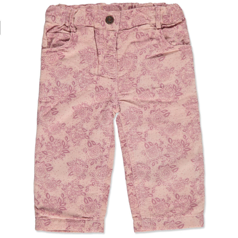 BLUE SEVEN Girls Kordhose rosa