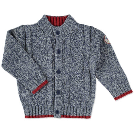 BLUE SEVEN Boys Strickjacke jeansblau
