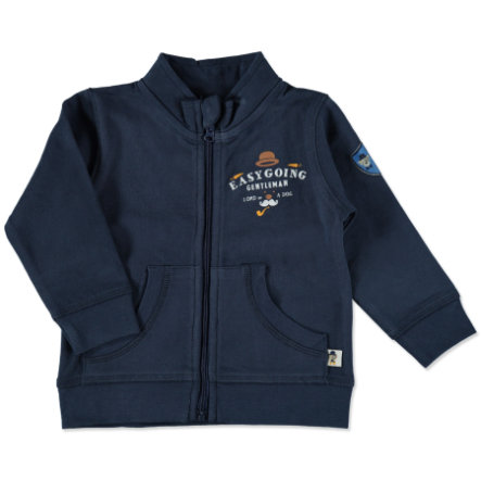 BLUE SEVEN Boys Sweatjacke blau