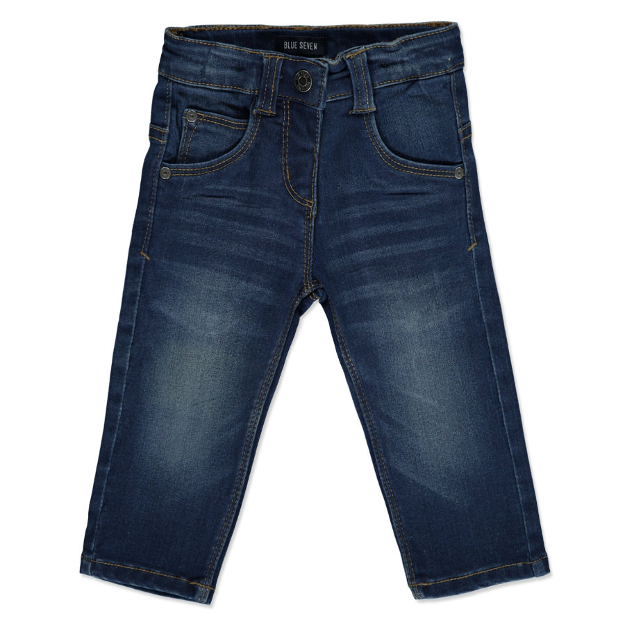 BLUE SEVEN Girls Jeans dunkelblau